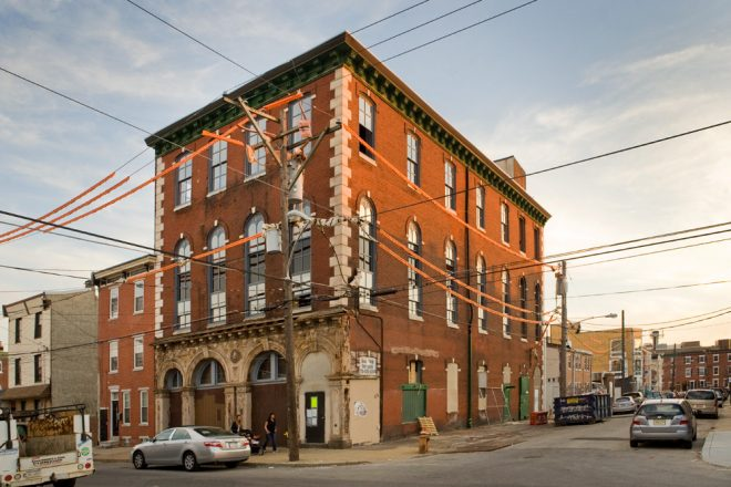 Most recently Ampere Electric, now mid-conversion to apartments | Photo: Bradley Maule