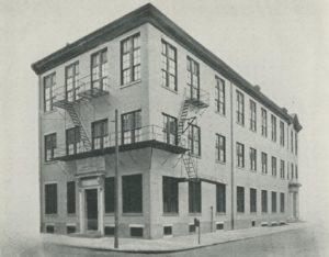 Daniel Baugh Institute, 1911 | Source: The Daniel Baugh Institute of Anatomy of The Jefferson Medical College of Philadelphia, Dedication Exercises
