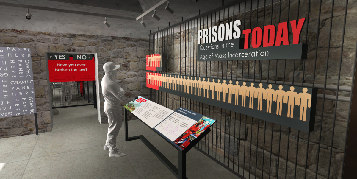 Crisis Of Mass Incarceration The Subject Of New Exhibit At Eastern State Penitentiary