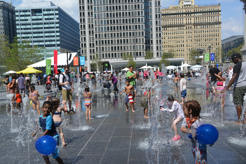 Learning From Dilworth Park's Water Magic