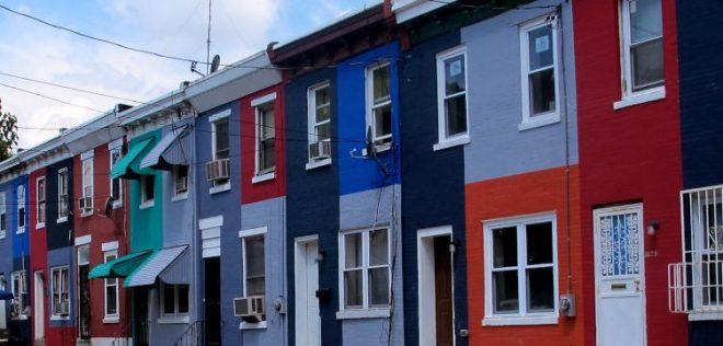 Mantua rowhomes | Photo: Plan Philly