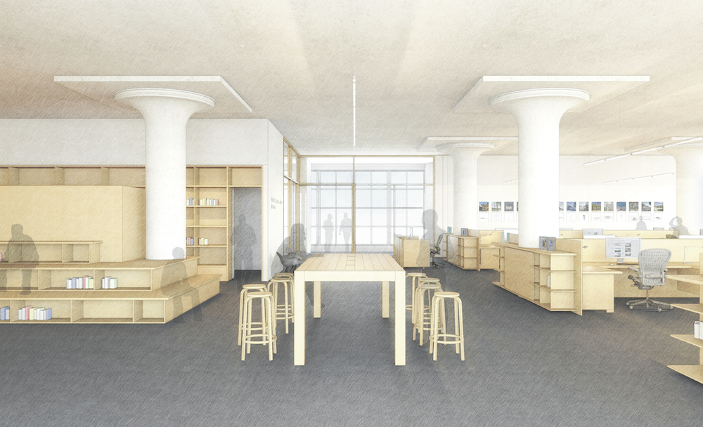 Architecture Firm Bohlin Cywinski Jackson Newest Tenant At East Market