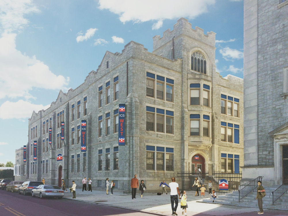 Historic Parish Complex In Kingsessing Gets New Life As Charter School