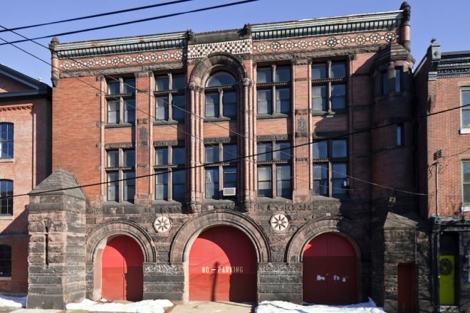Windrim's 1895 Engine Company No. 29 on 4th Street just north of Girard Avenue. | Photo: Peter Woodall