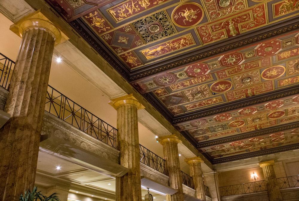 Trumbauer's Legendary Ben Franklin Hotel Reborn
