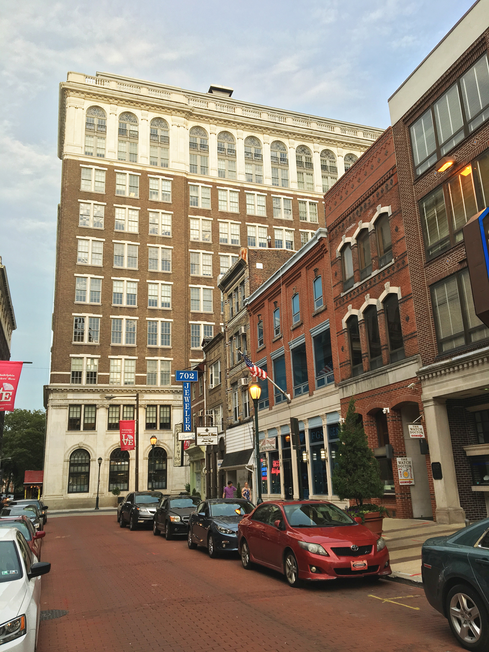 Toll Brothers Wants to Tear Down Part of Jewelers Row; Here's The Basics & What You Can Do *Updated*
