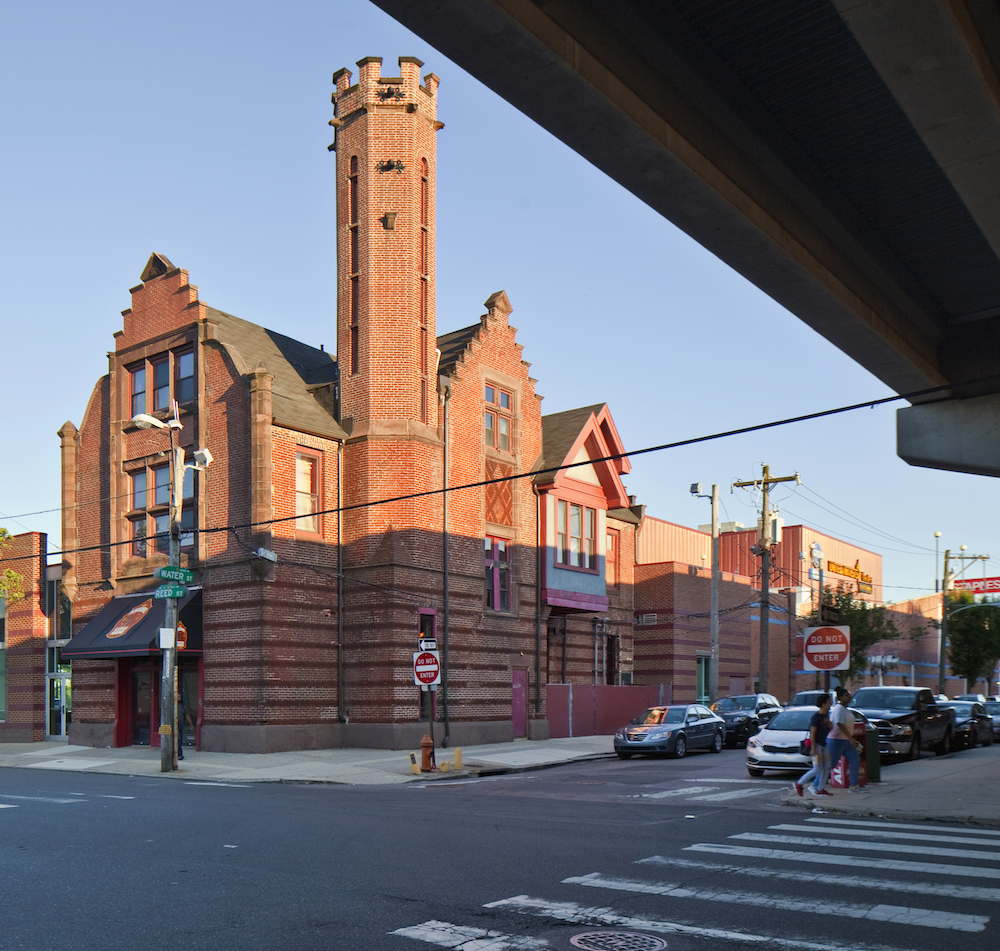 Ring The Alarm! Now Is The Time To Protect Philly's Historic Firehouses