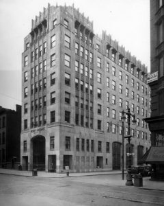 The Horn Building, 1930 | Source: City of Philadelphia, Records Department
