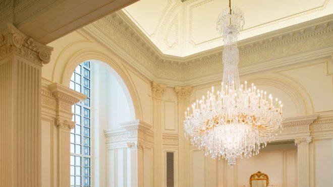 The Celestial Room of Philadelphia's Mormon Temple | Photo: Intellectual Reserve, Inc.