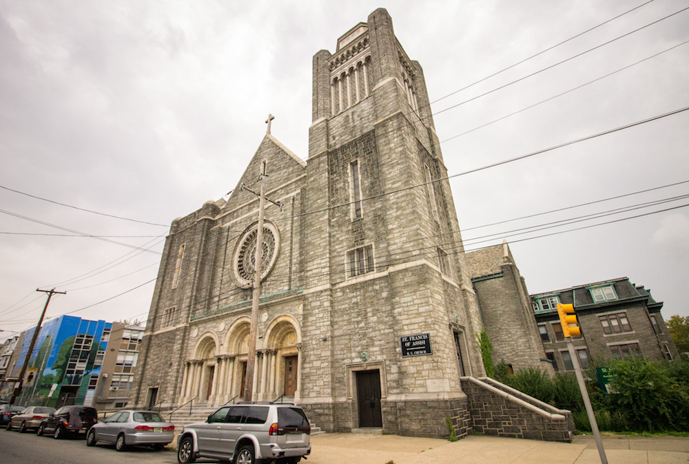 Germantown Neighbors Wary But Hopeful Over Plans For Abandoned St. Francis Of Assisi