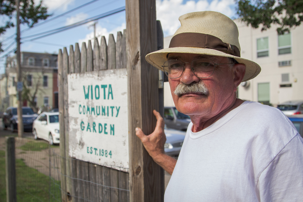 Again Under Threat, Wiota Street Garden Organizers Seek Public's Support