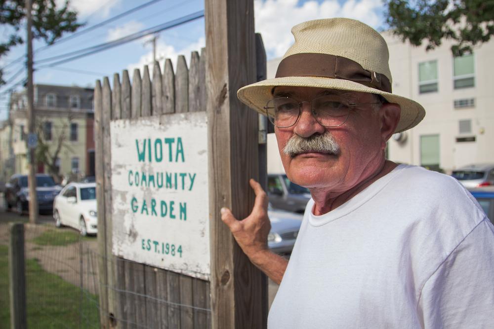 Again Under Threat, Wiota Street Garden Organizers Seek Public's Support