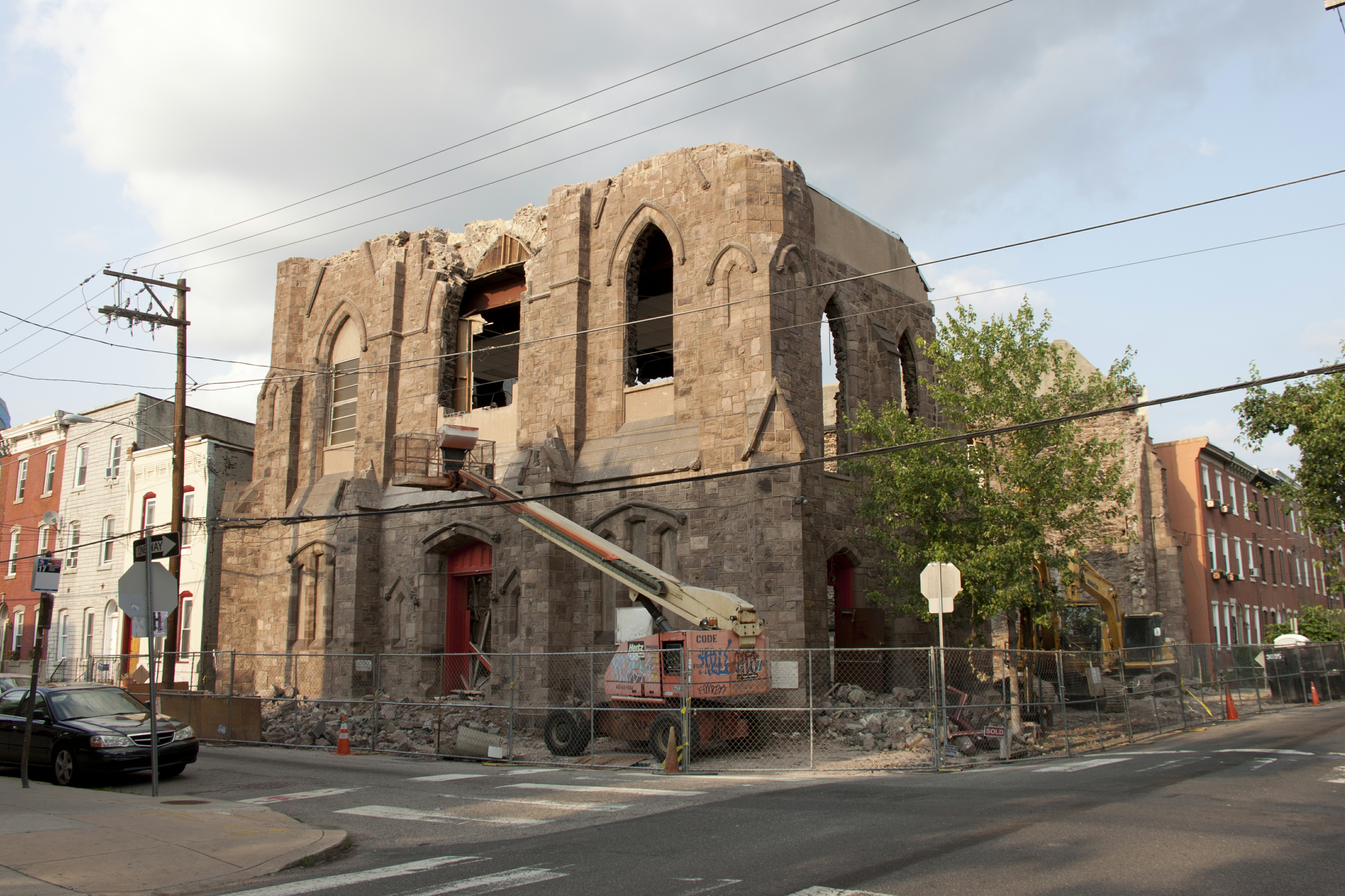 Church Demolition By The Numbers: More Questions Than Answers ...