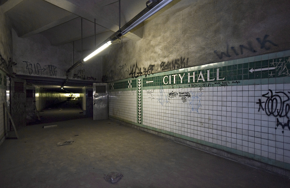 Inside SEPTA's Unused Underground Concourse, To Be Restored