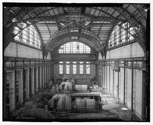 Richmond Station, Turbine Hall | Photo: © Joseph E. B. Elliott