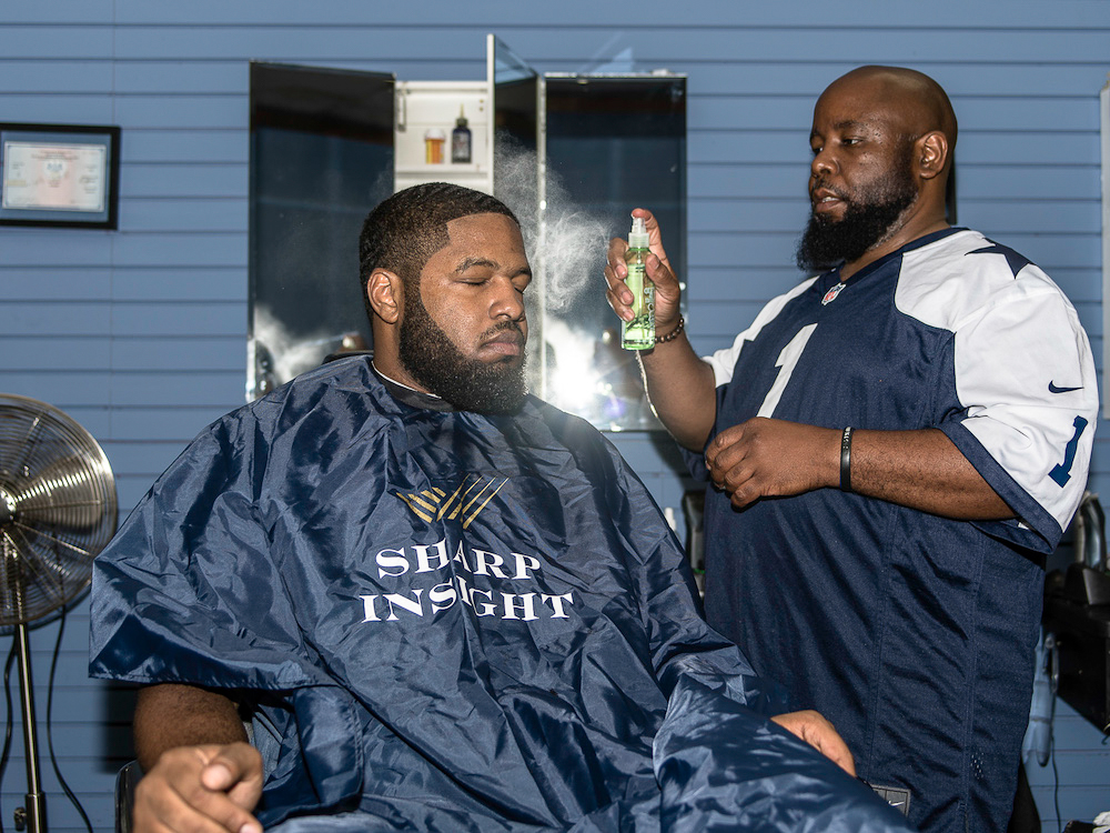 Fade And A Shave: Inside Philly's Black Barbershops