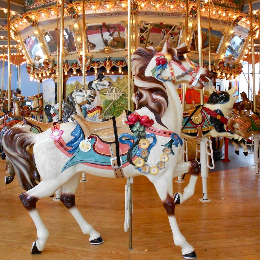 Urban Fantasy: The Carousel Maker Of Broad & Erie | Hidden ...