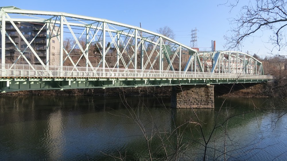 Pencoyd Bridge Reopens In Manayunk, As Redevelopment Of Foundry Site Begins