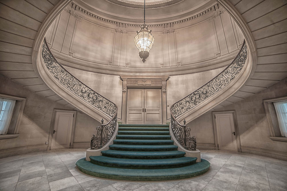 Inside The Empty Gilded Halls Of Elkins Estate