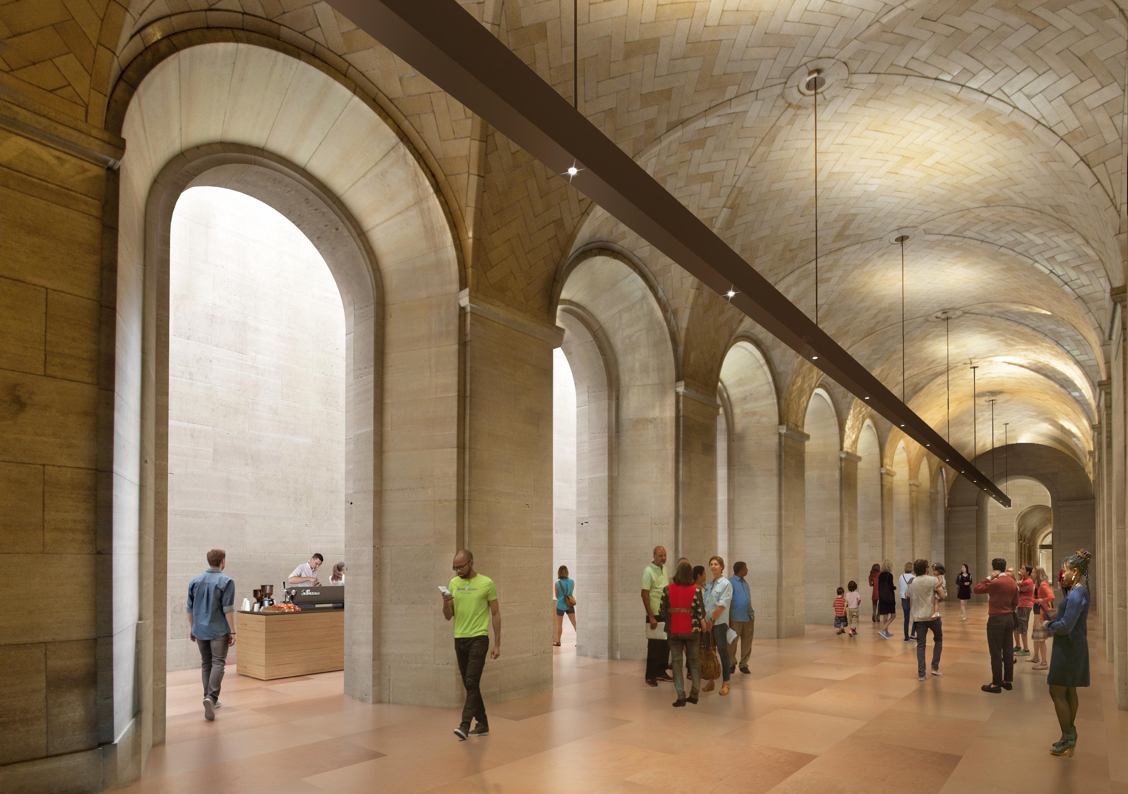 Gehry, PMA Break Ground On Major Renovation