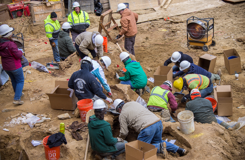 Emergency Excavation In Old City Reveals Lack Of Oversight