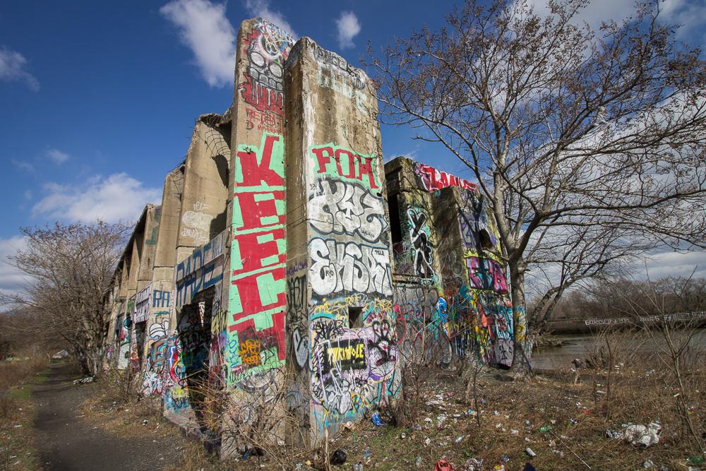 DRWC Seeks Public Input on Graffiti Pier Plan
