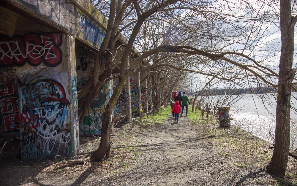 Marked Potential: Graffiti Pier