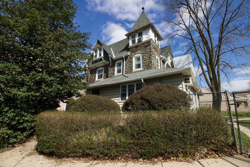La Salle University Preps Victorian Home For Wrecking Ball