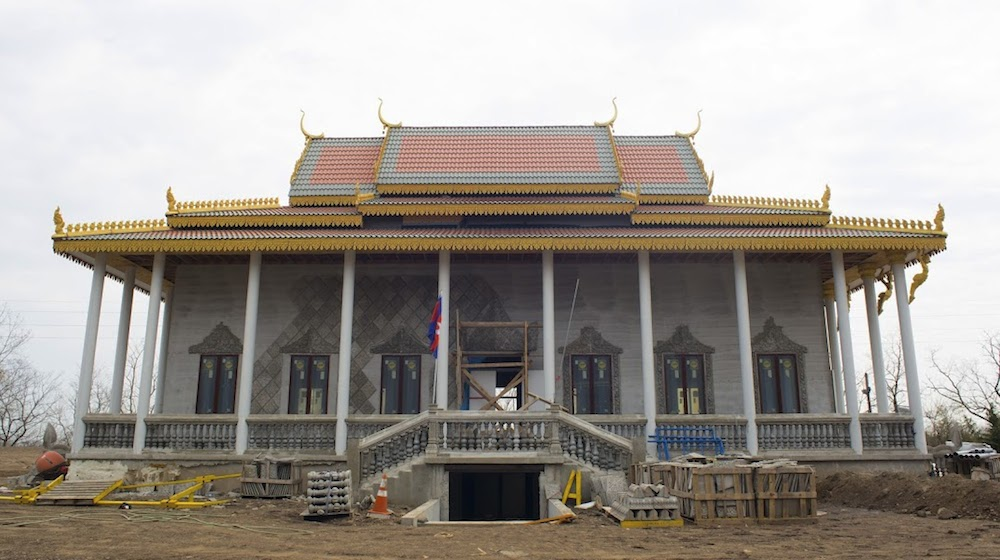 Khmer Monastery In Kingsessing Enlightens The Schuylkill