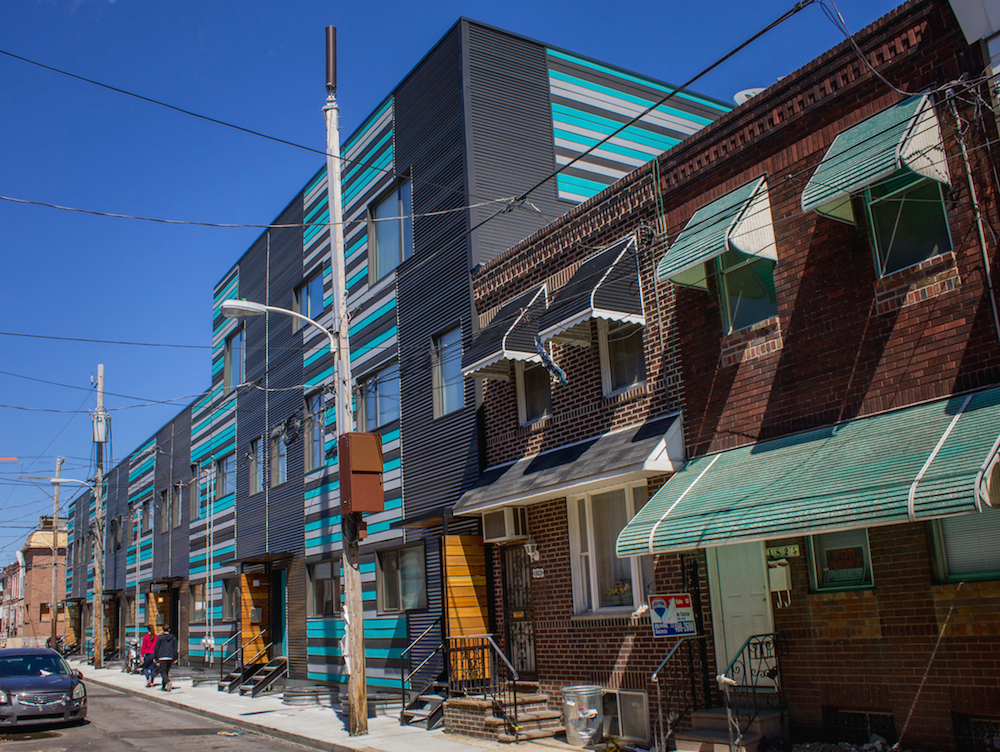 Row House: Past And Its Future