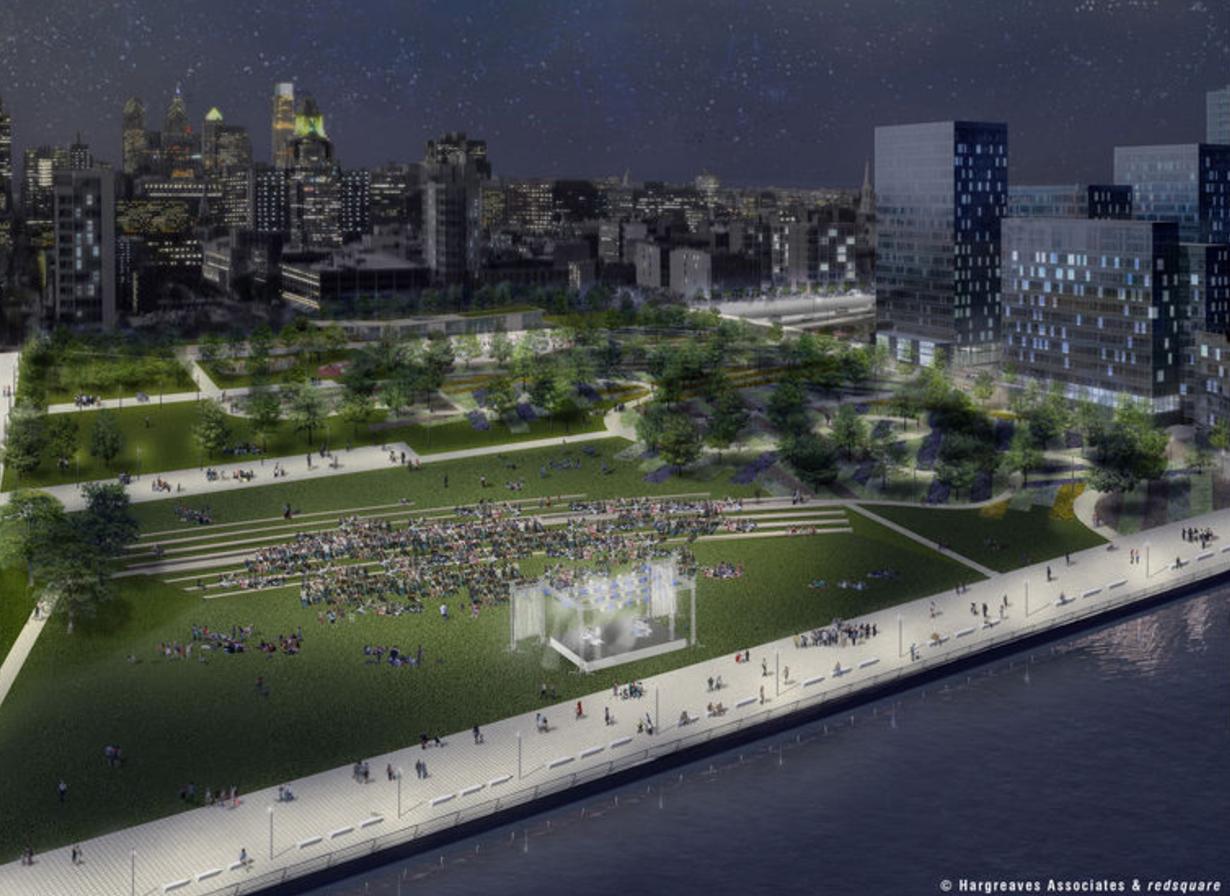 With New Penn S Landing Plan A Central Park Hidden City
