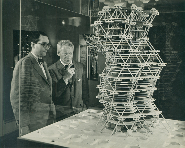 """In """"Louis Kahn: The Power of Architecture,"""" The City Is A Muse"""