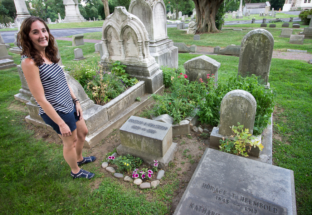 Gardeners Bring Cradle Graves Back From The Dead | Hidden City ...
