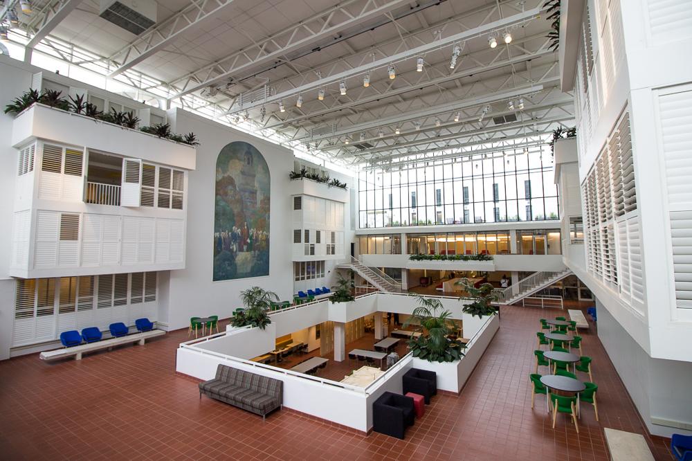 Eero Saarinen S Hill College House Fortified With 80m In Renovations Hidden City Philadelphia