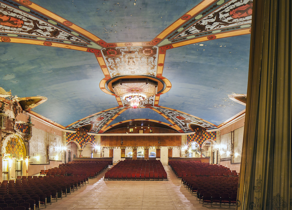 LIGHTS! MUSIC! ACTION! Historic Lansdowne Theater Poised For A Comeback