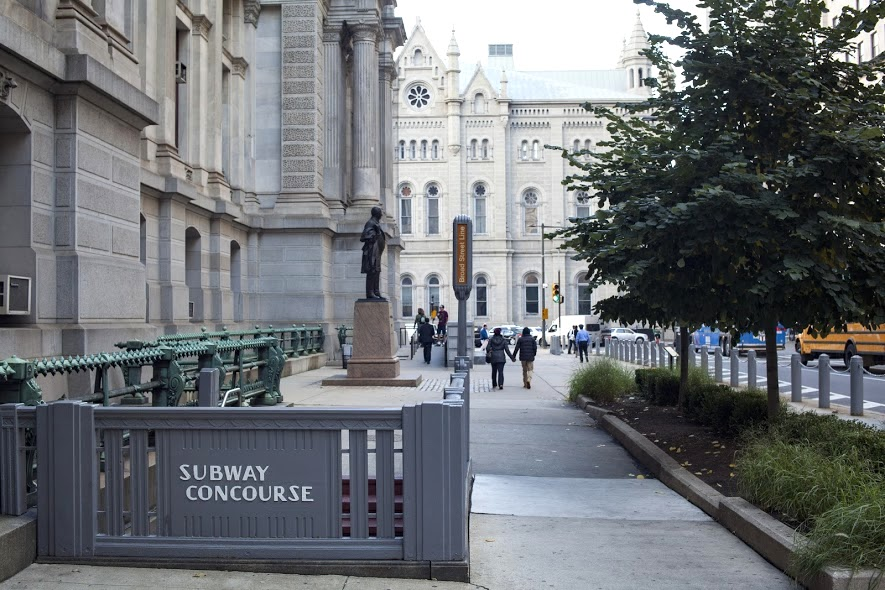 Commission Rejects Protection Of Historic Subway Entrances