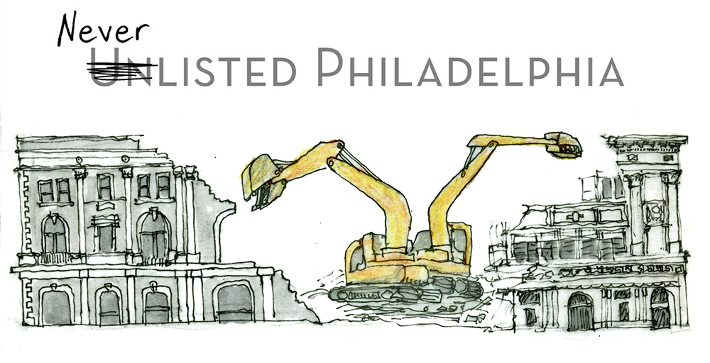 Never Unlisted Philadelphia
