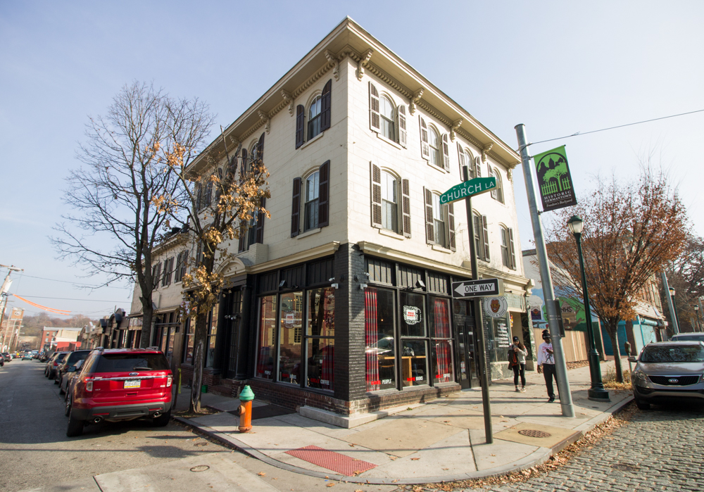 In Germantown, Saving A Neighborhood's Character One Renovation At A Time