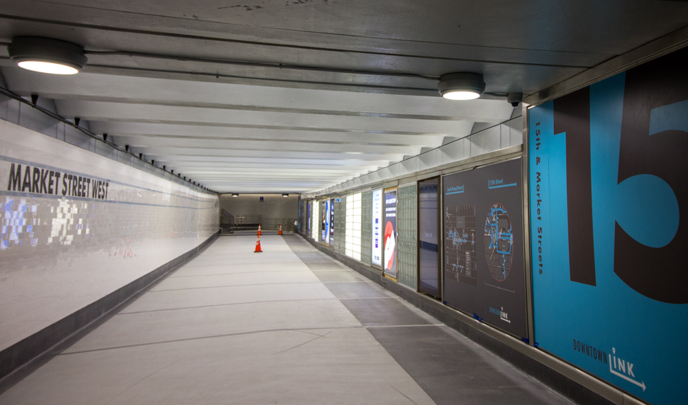 SEPTA Spruces Up The Underground With Downtown Link