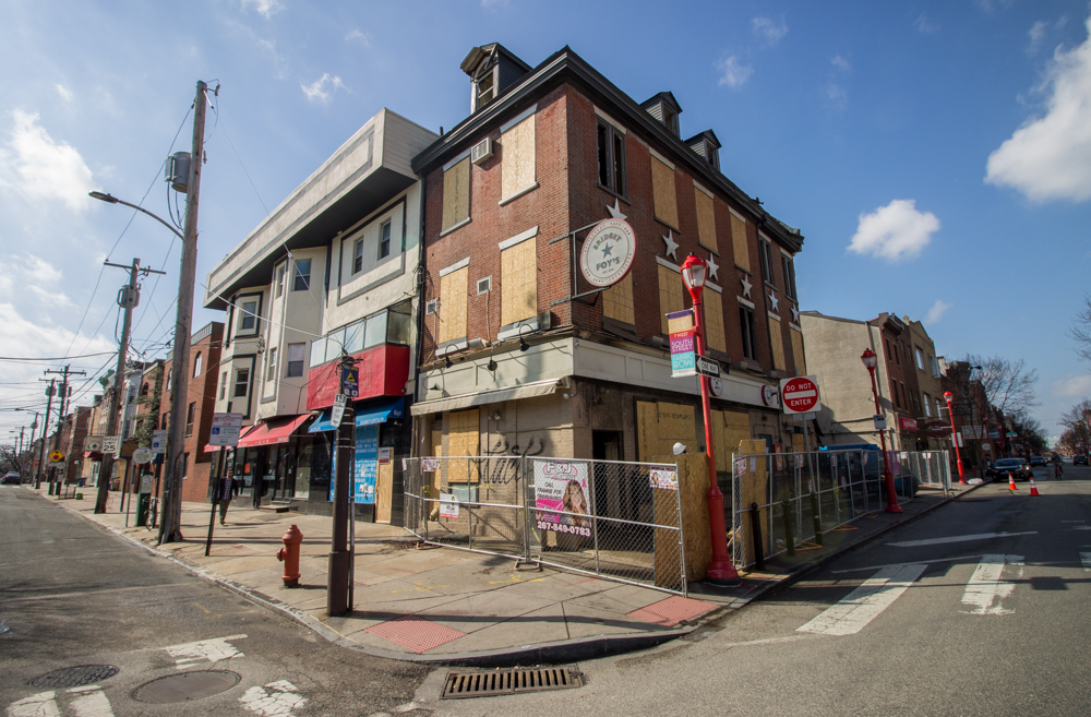 Beloved South Street Landmark To Be Demolished And Rebuilt