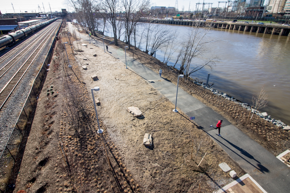 New Schuylkill River Trail Extension Now Open