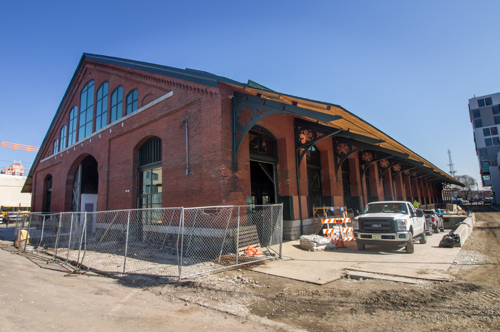Historic Freight Station Lives Again At Lincoln Square