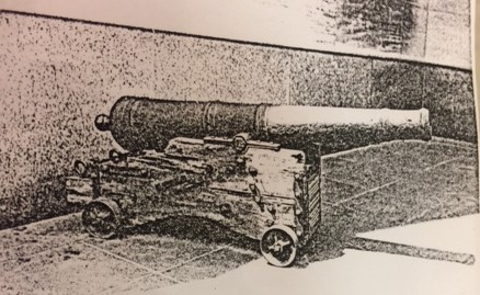 Big Gun Bollards & Philly's Lost Street Cannons