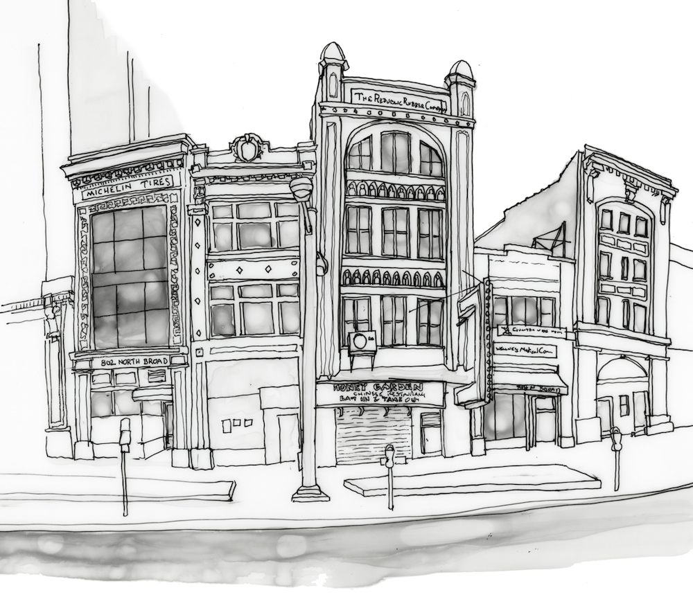 Unlisted Philadelphia: Automobile Row