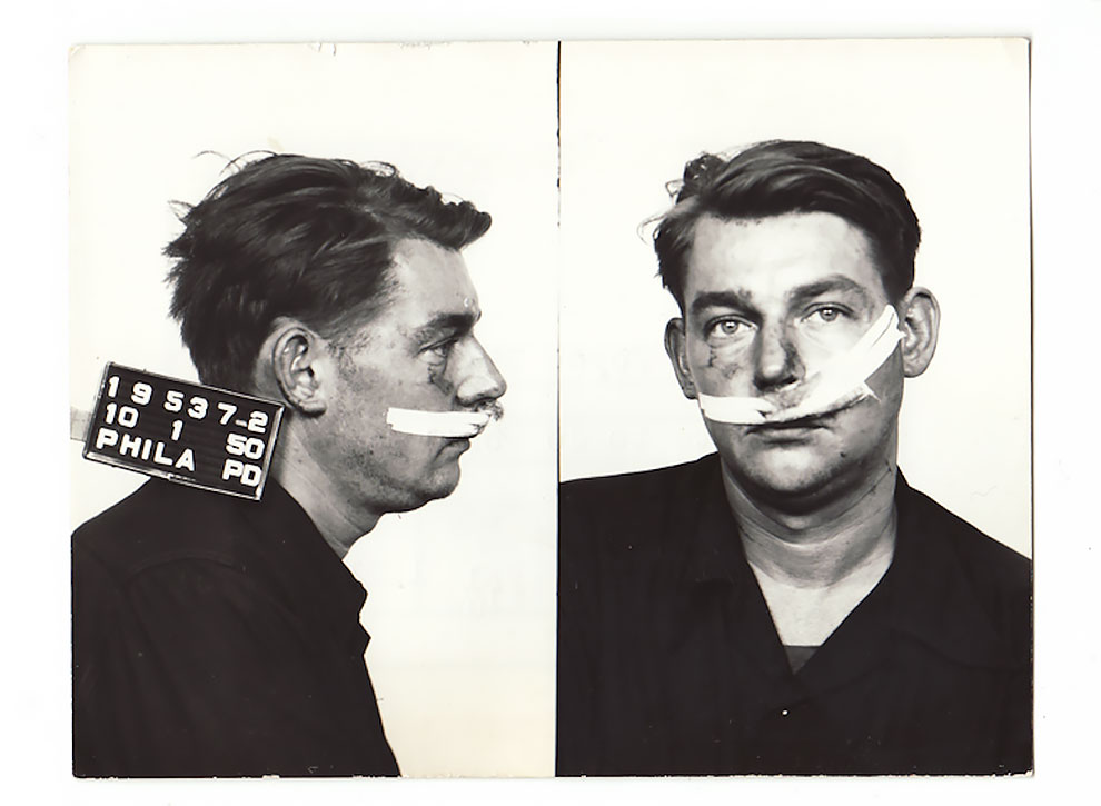From Click To Clink: A History Of Mug Shots In The Quaker City