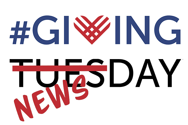 #GivingNEWSDay Is Here!