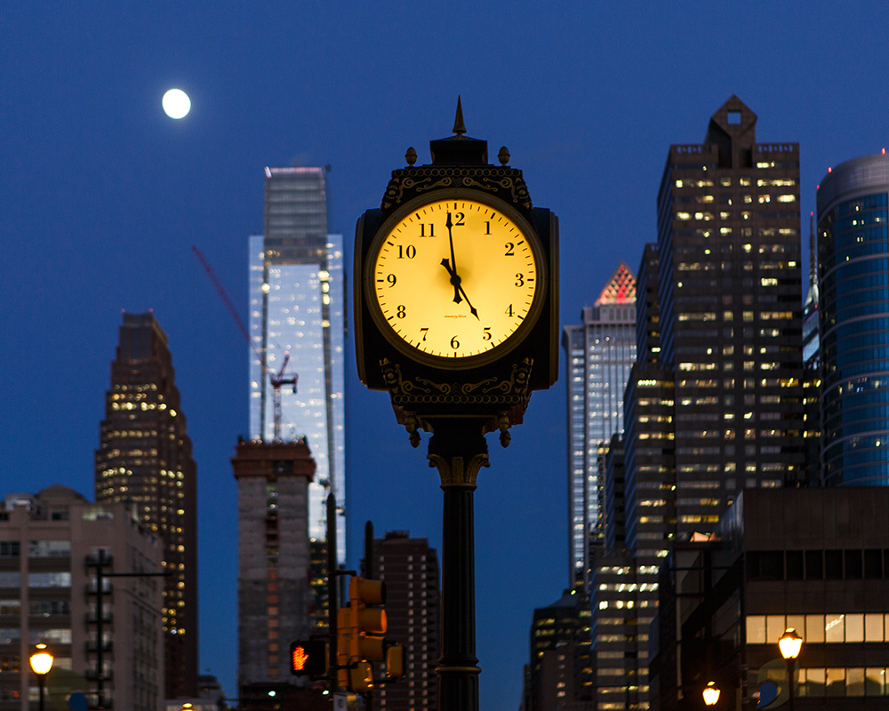 Public Clocks Still Keeping Time On Philly's Streets (At Least Twice A Day)