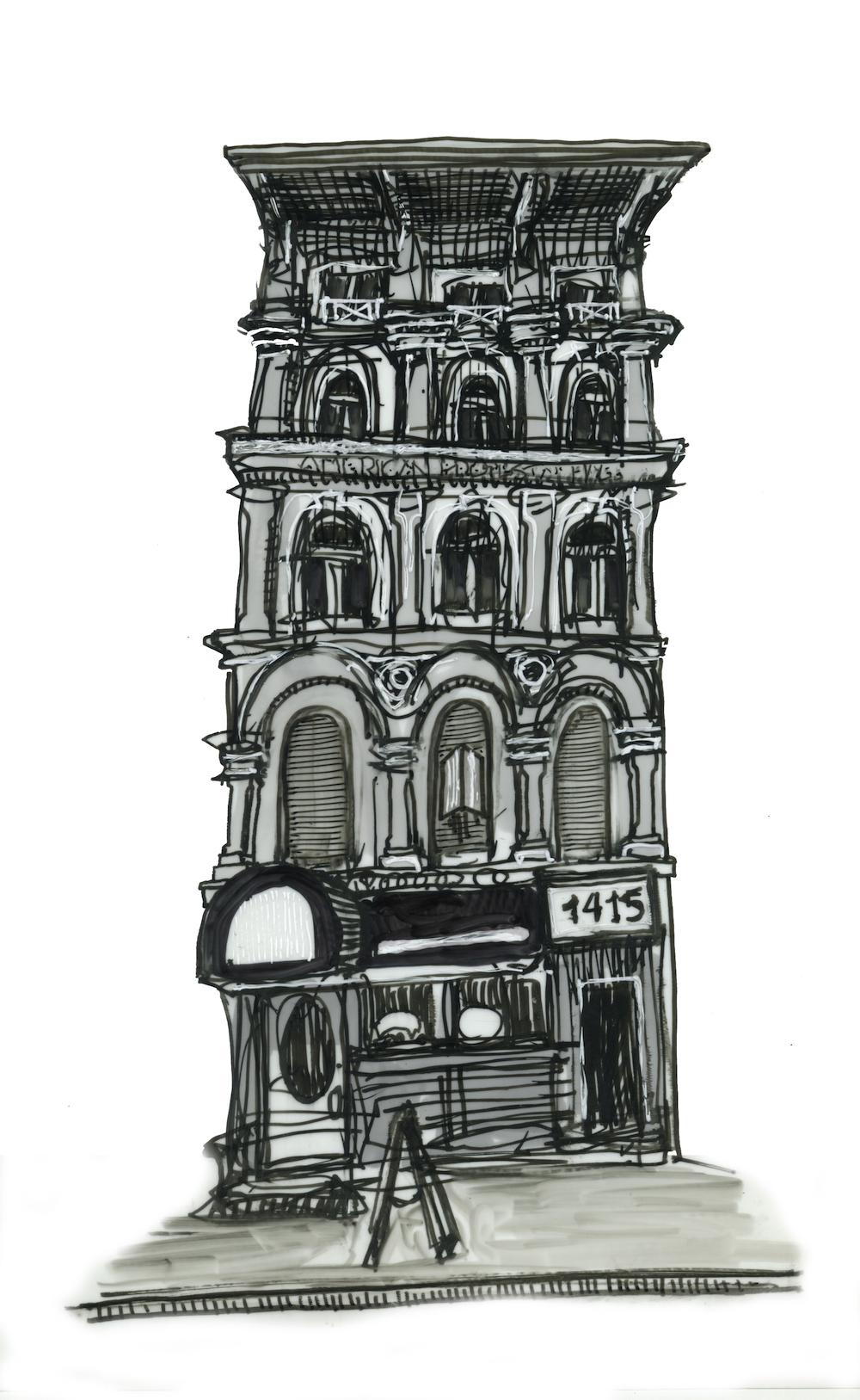 Unlisted Philadelphia: American Protestant Hall