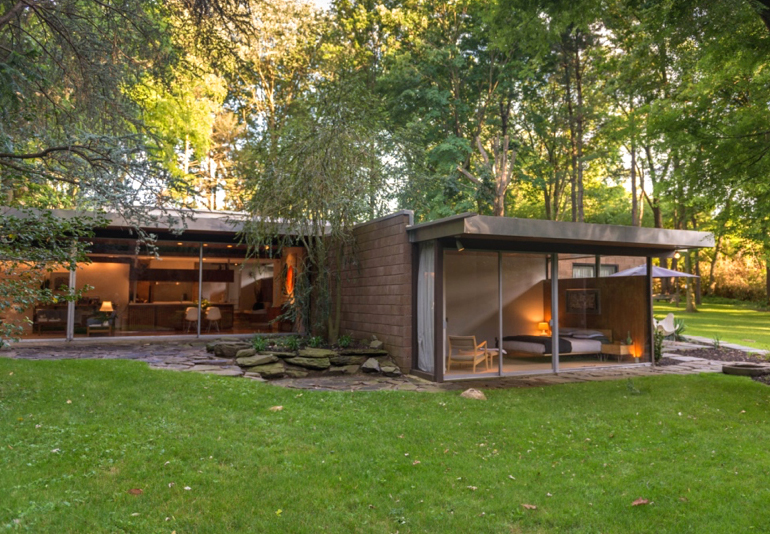 Op-ed: Lessons Learned & Magic Found At Neutra's Hassrick House In East Falls
