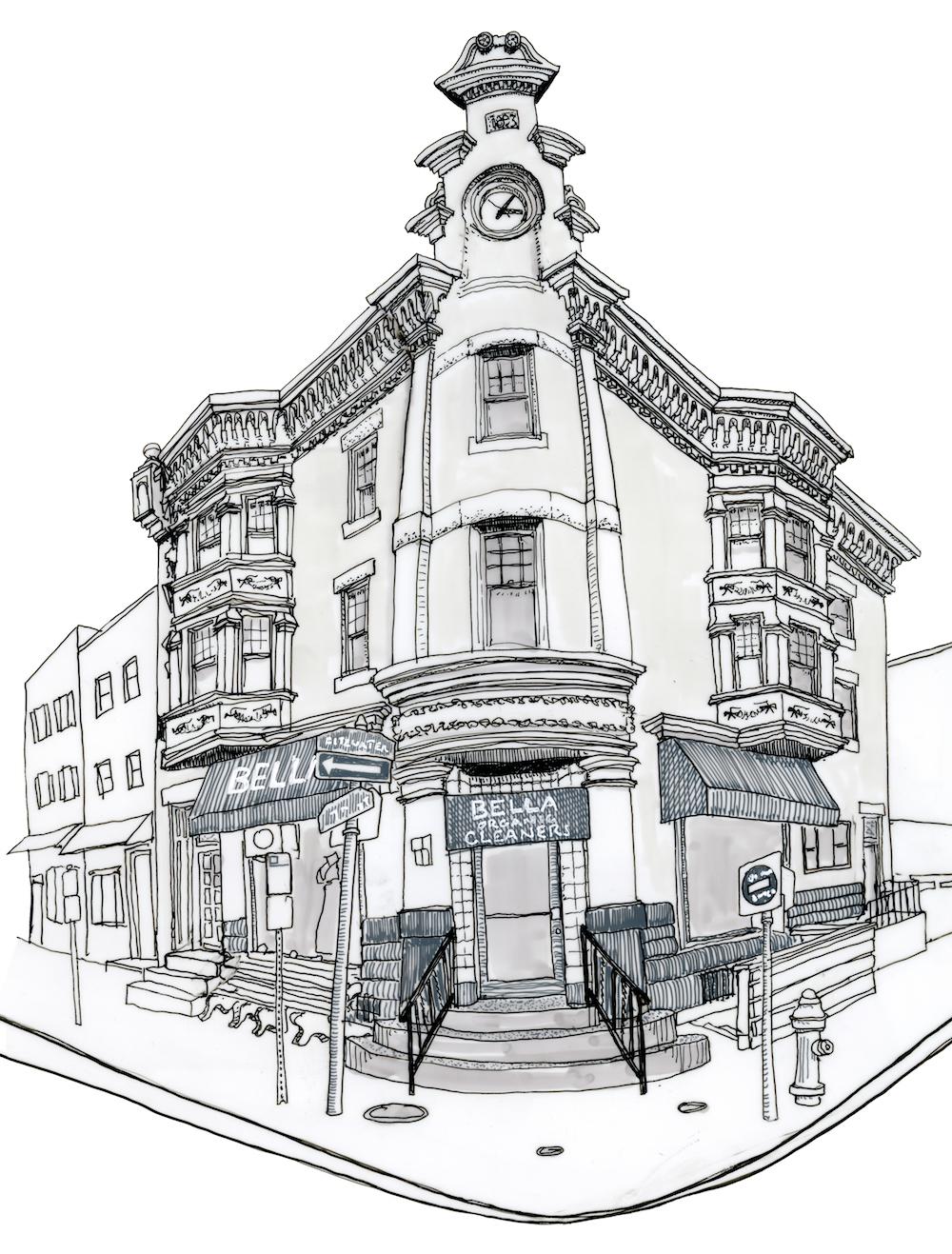 Unlisted Philadelphia: Banca Bozzelli